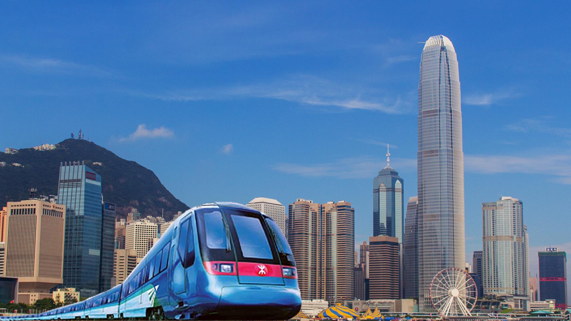�ล�าร���หารู�ภา�สำหรั� Airport Express รถ��สายด�ว� hongkong